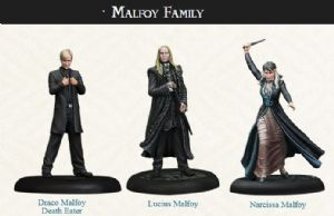 ​​​​​​​Harry Potter Miniatures Adventure Game : Malfoy Family Expansion